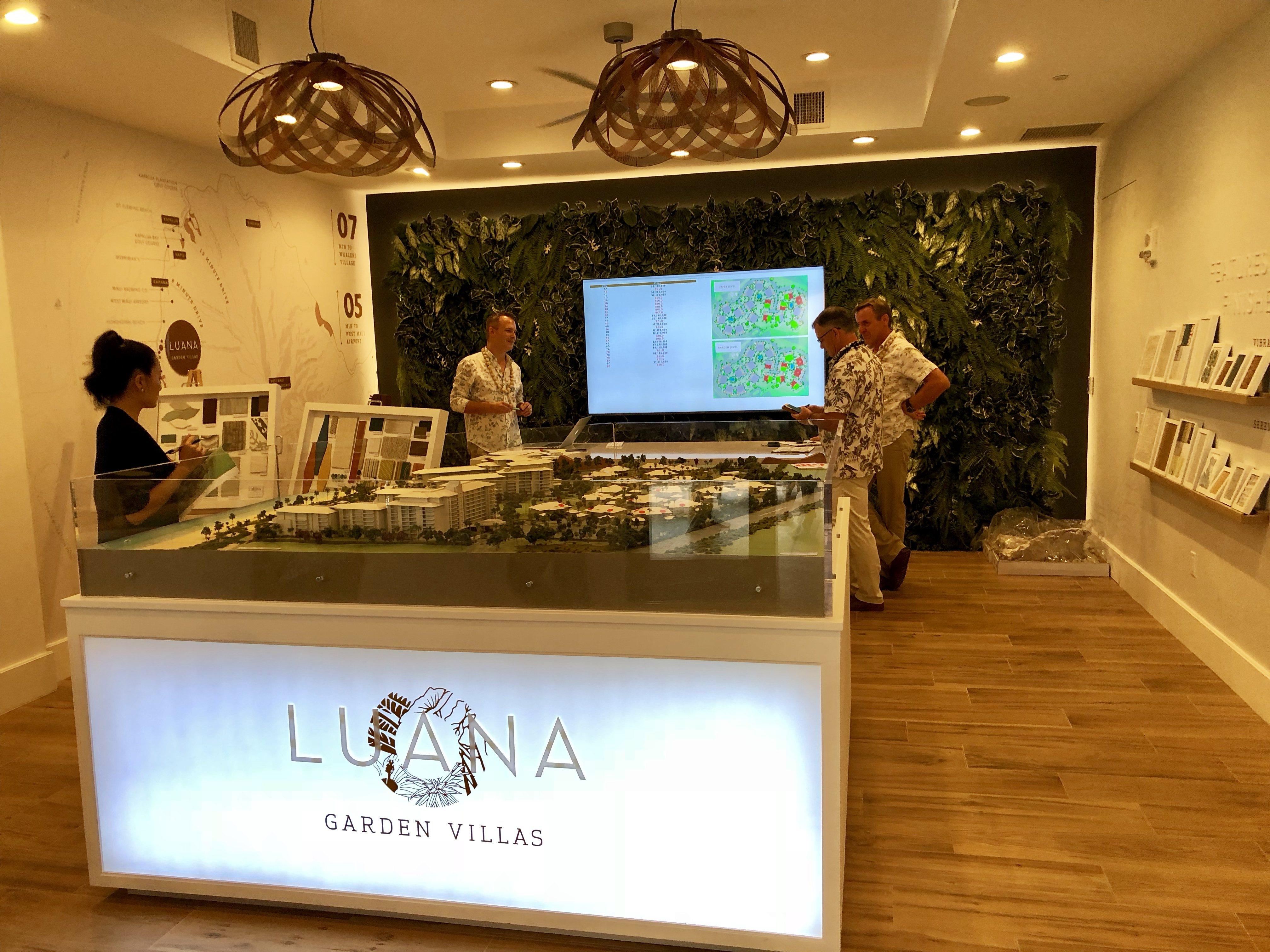 Luana Sales Office