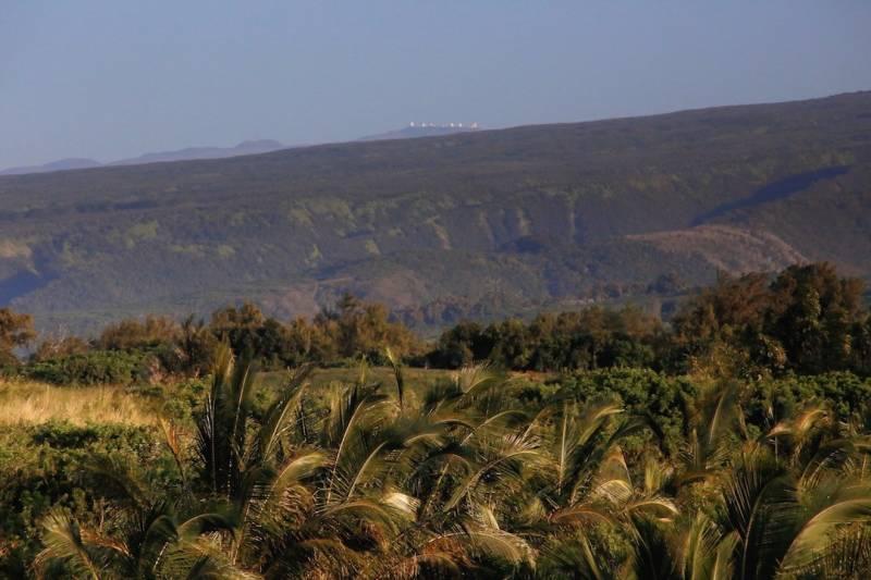 Mauna Kea and Pololu