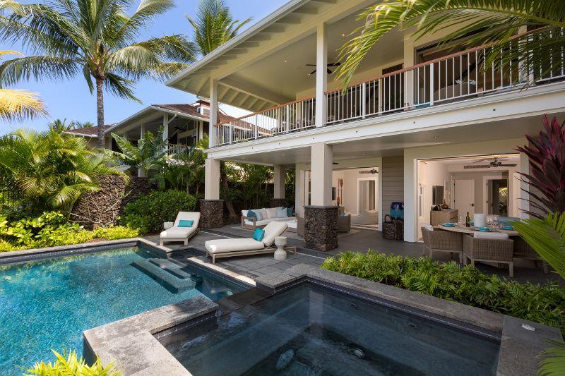 Kohanaiki Living At This Sophisticated Residence Hawaii