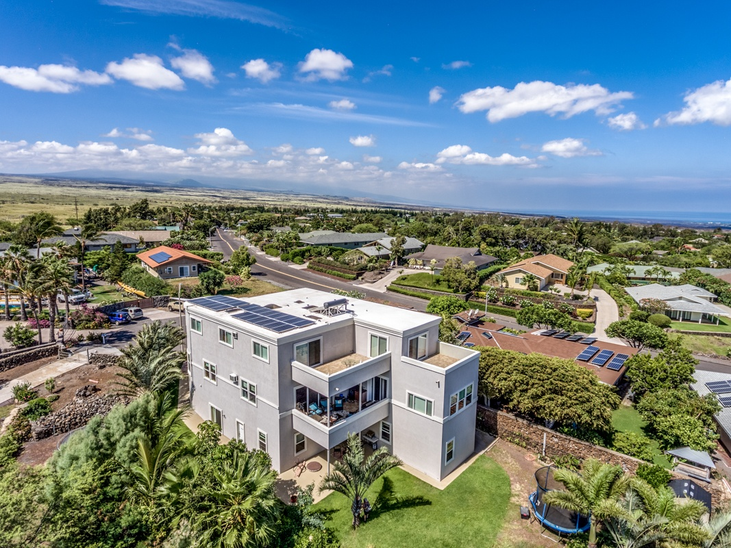 Waikoloa Village - The View House - 3 Stories of Views & Quality ...