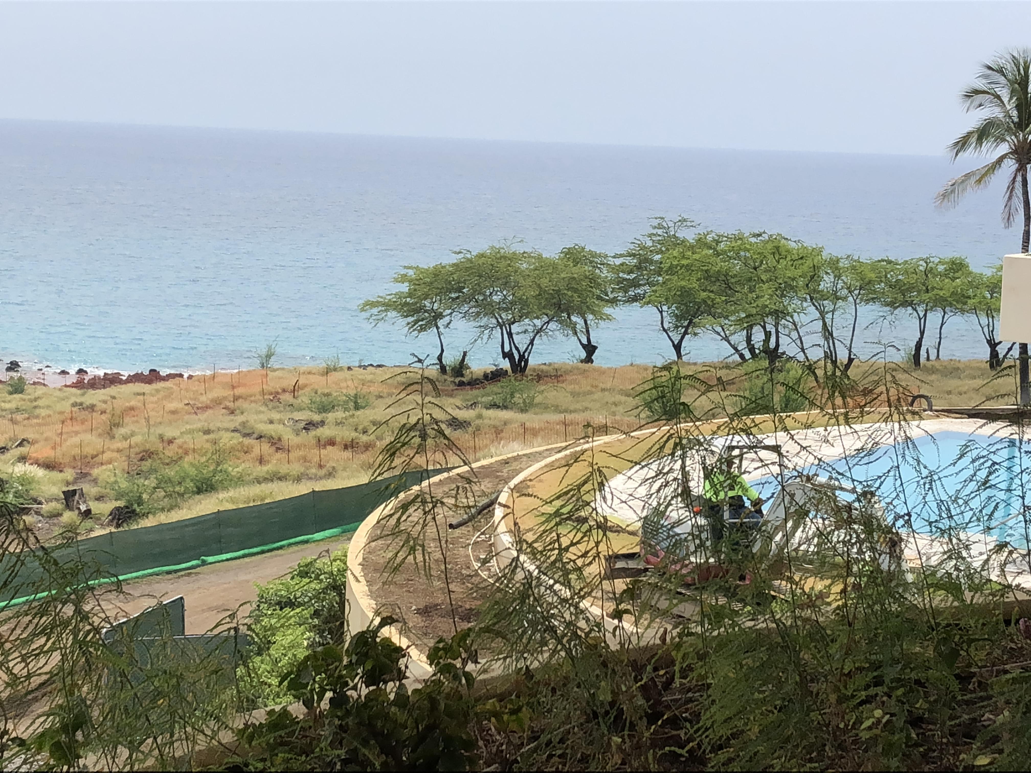 Hapuna Residence view towards north