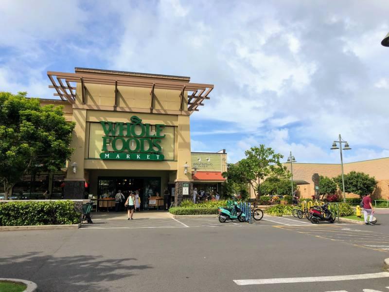 Whole Foods Kailua