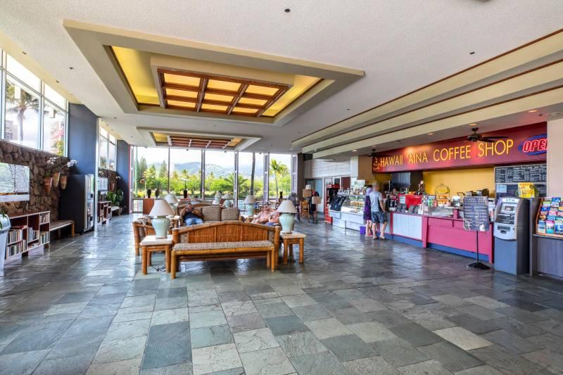 Island Colony lobby
