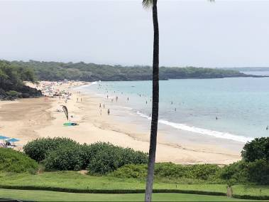 Hapuna Beach from Residences