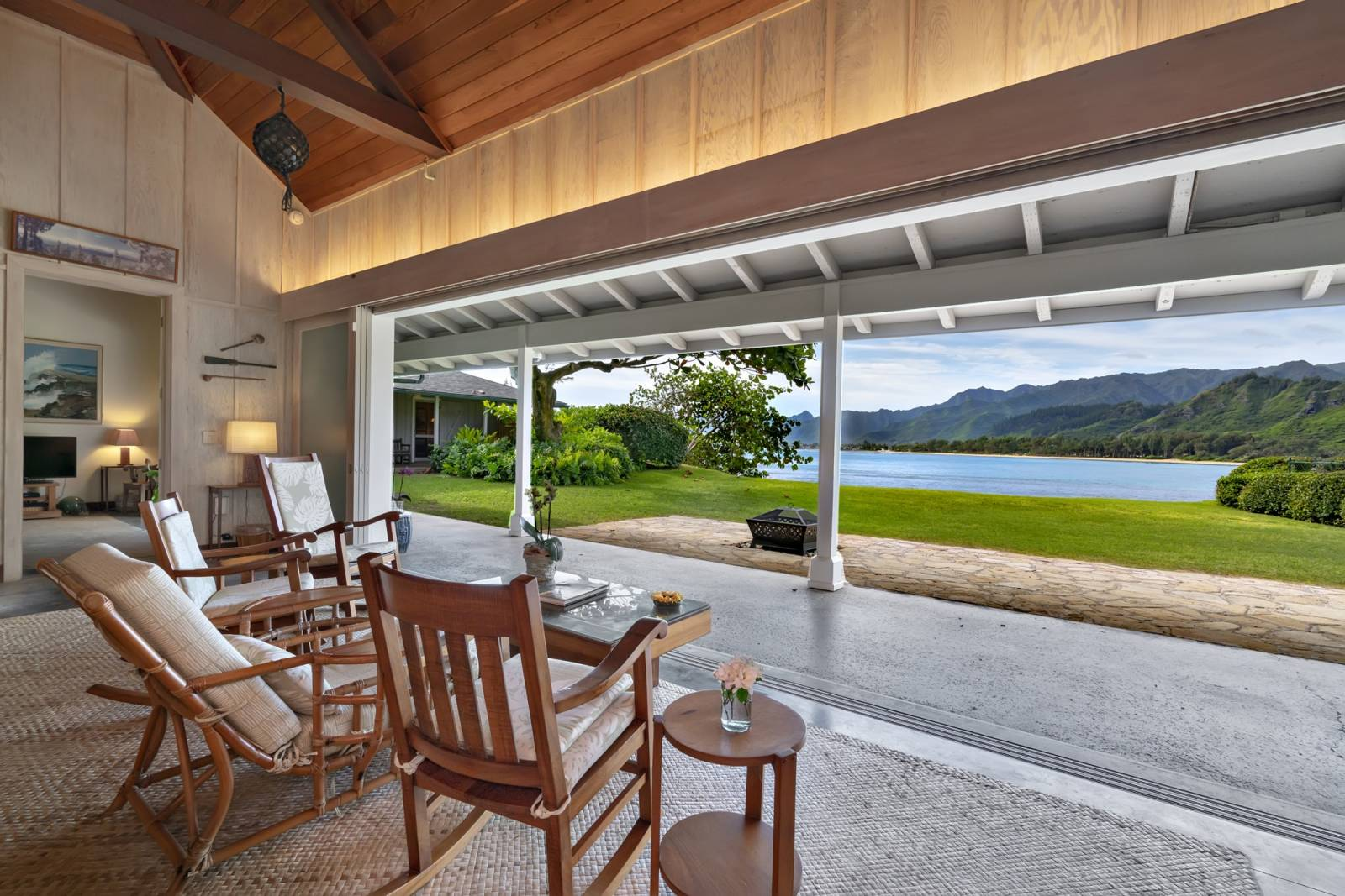 Video Historical Luxury Living At Muliwai Laie Oahu