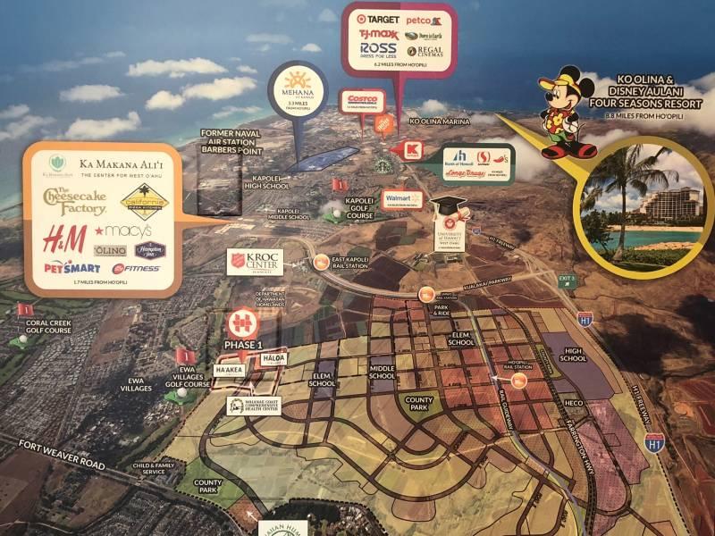 Hoopili map