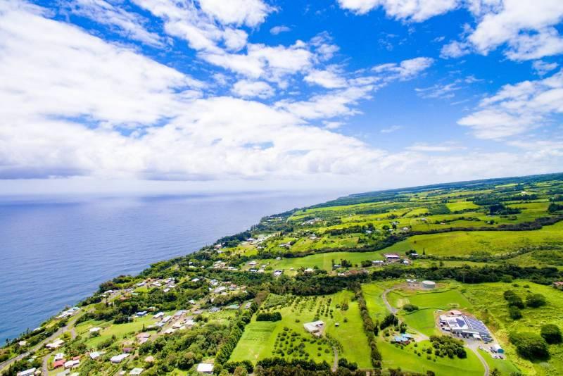 Hamakua Coast Of Hawaii S Big Island