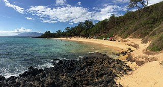 Little Beach Maui Hawaii