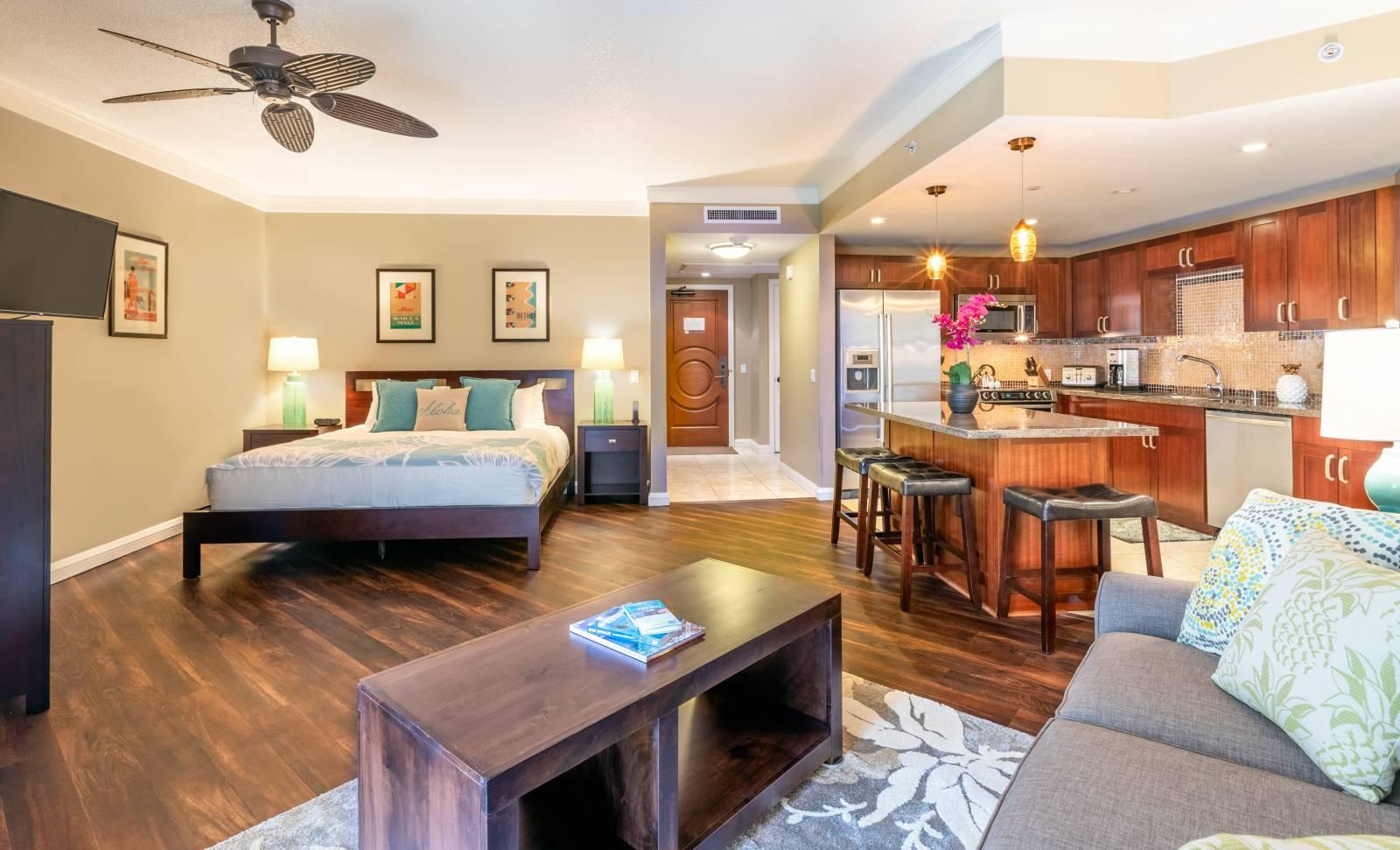 H223 Living Area
