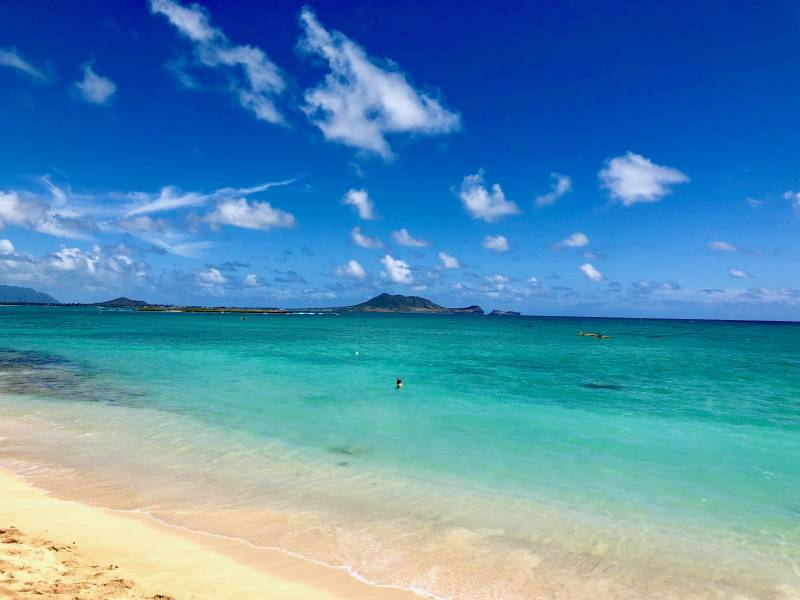 Kailua and Lanikai Beach