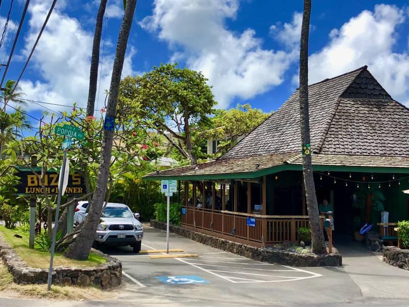 Buzz's Steakhouse Lanikai, Kailua
