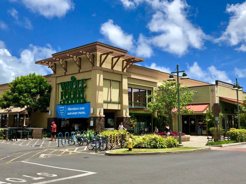 Whole Foods market kailua