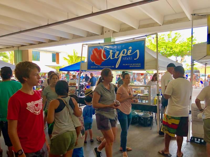 kailua farmers market Thursday