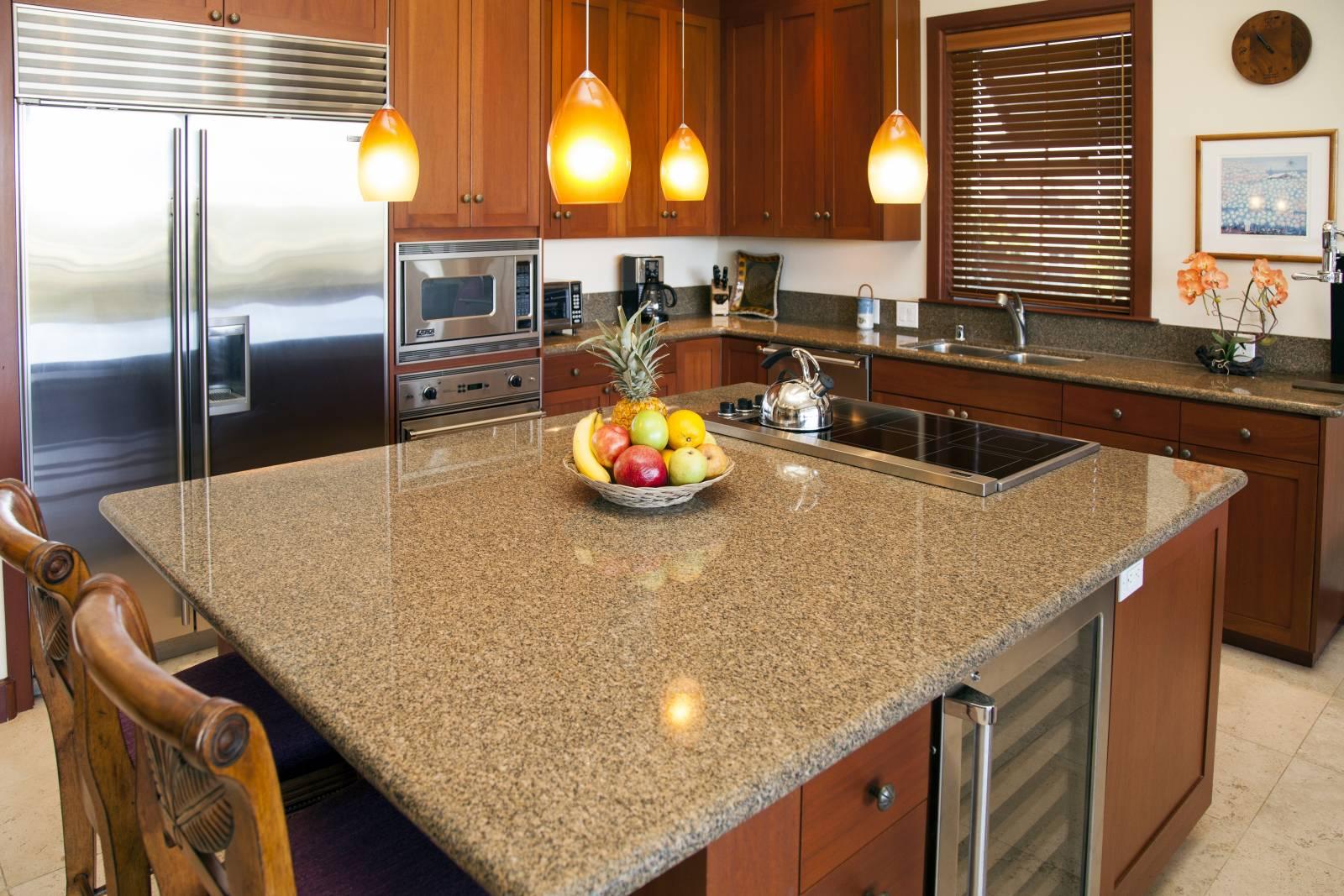 Kolea 1C kitchen island