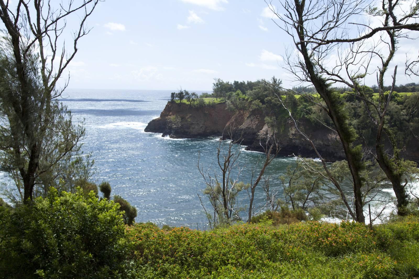 Kapanaia Bay North Kohala