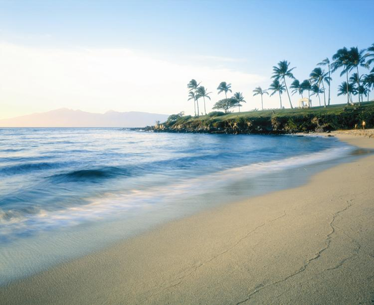 Kapalua Bay Beach Maui Hawaii