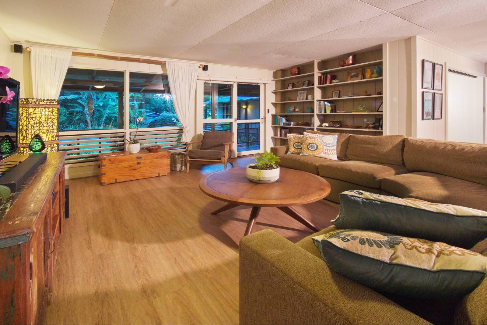 Royal Drive Living Room