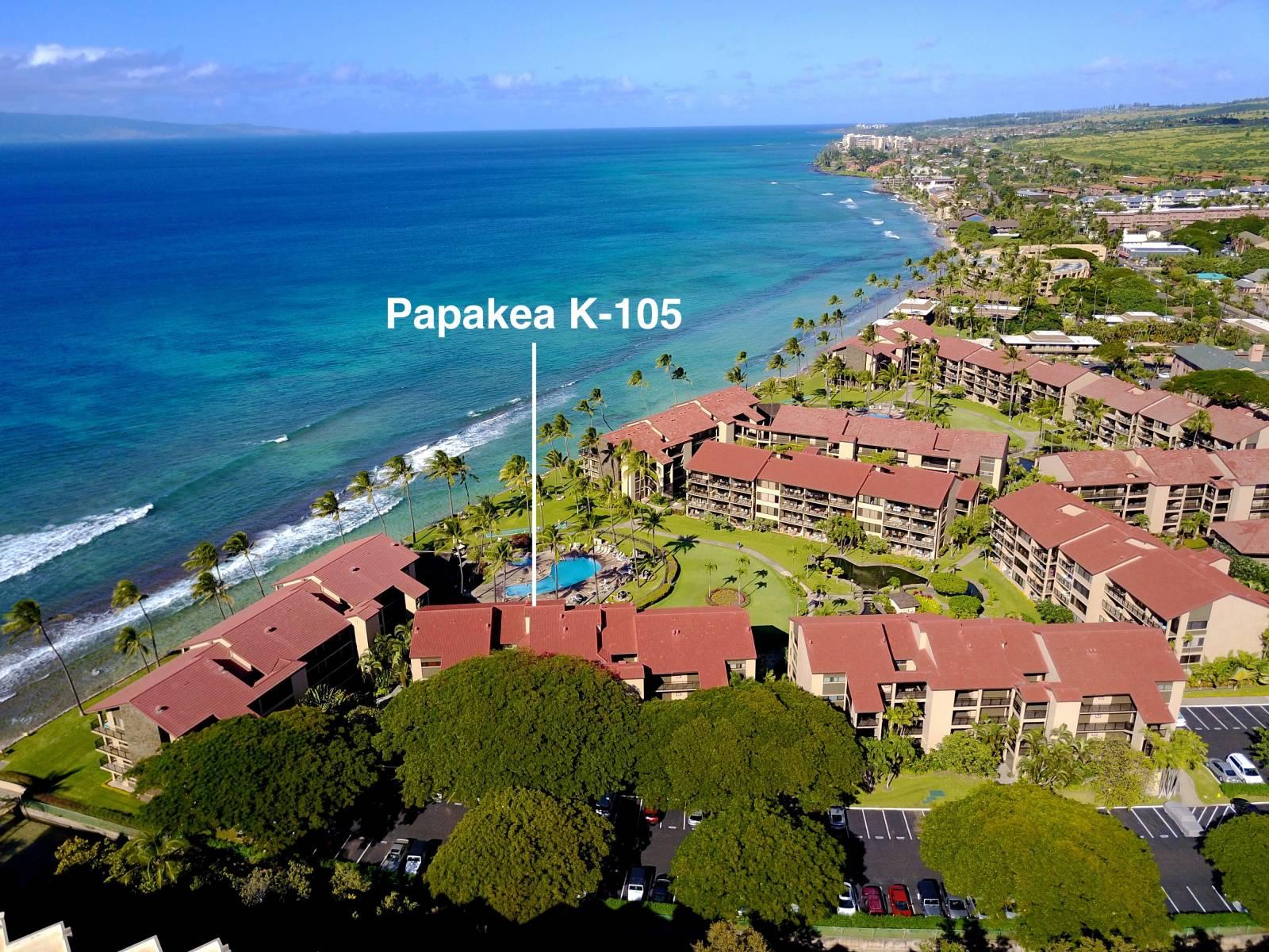 Papakea K105