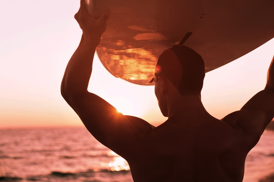 Affluent Living is Sunset Surfing in Kauai's Magic and Mana