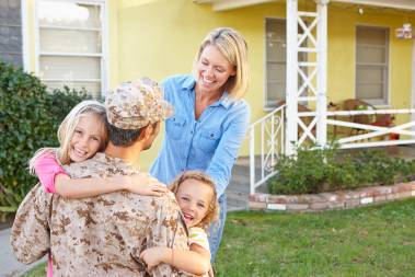 Hawaii VA Loans for a Military Family