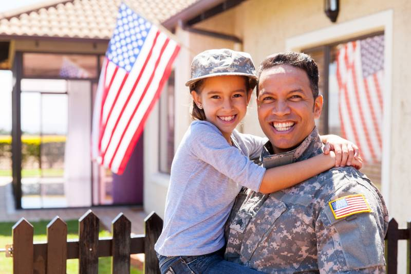 Hawaii VA Loan Family