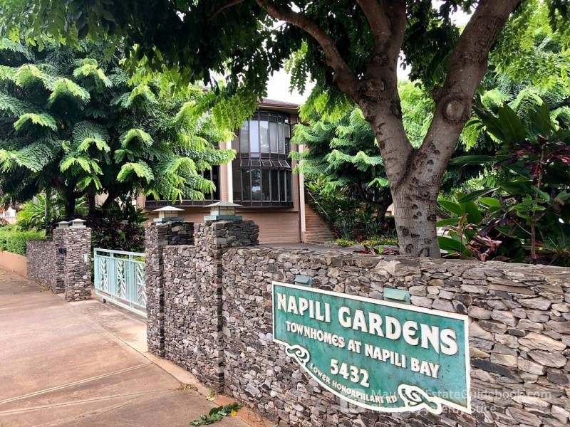 Napili Bay Real Estate - Napili Gardens