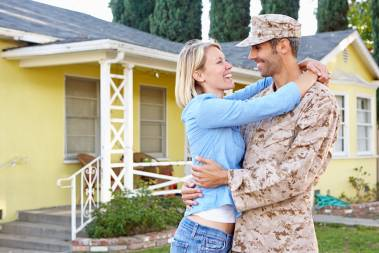Military home buyers, using VA loans on Oahu.