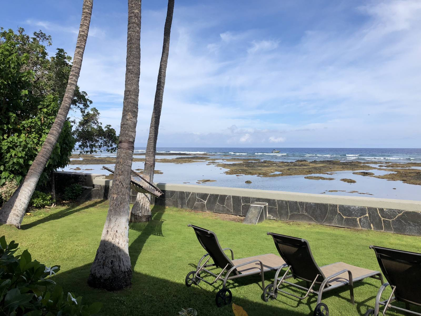 Puako 122 oceanfront home for sale