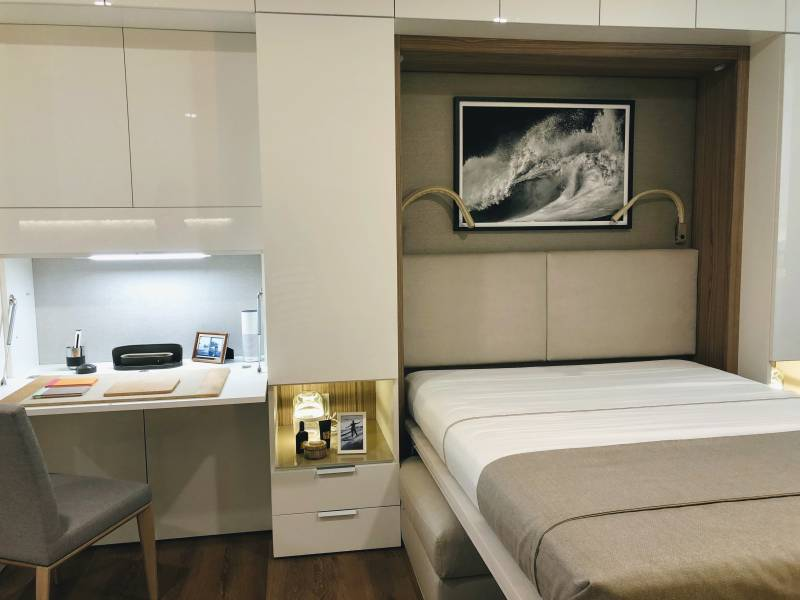 A'ali'i studio bed