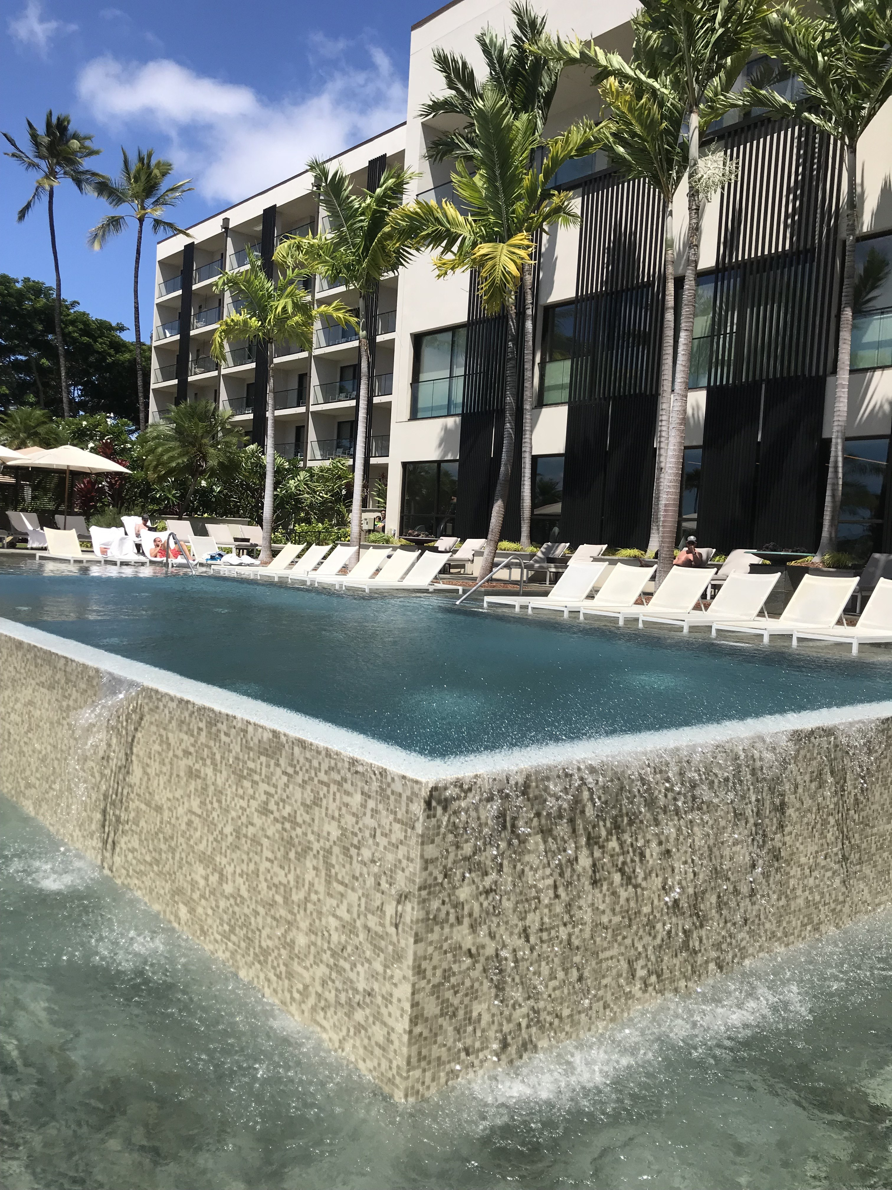 Andaz Tranquility Pool