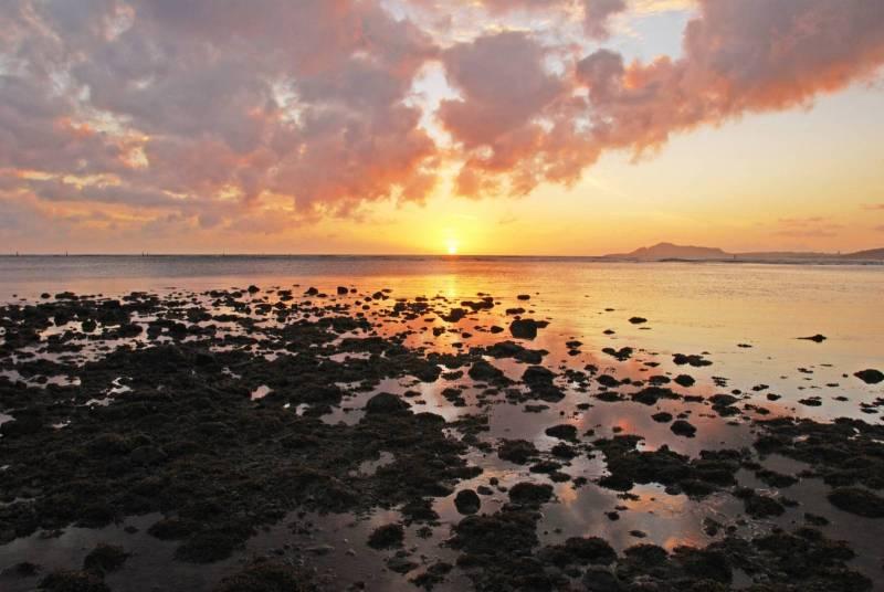 portlock sunset