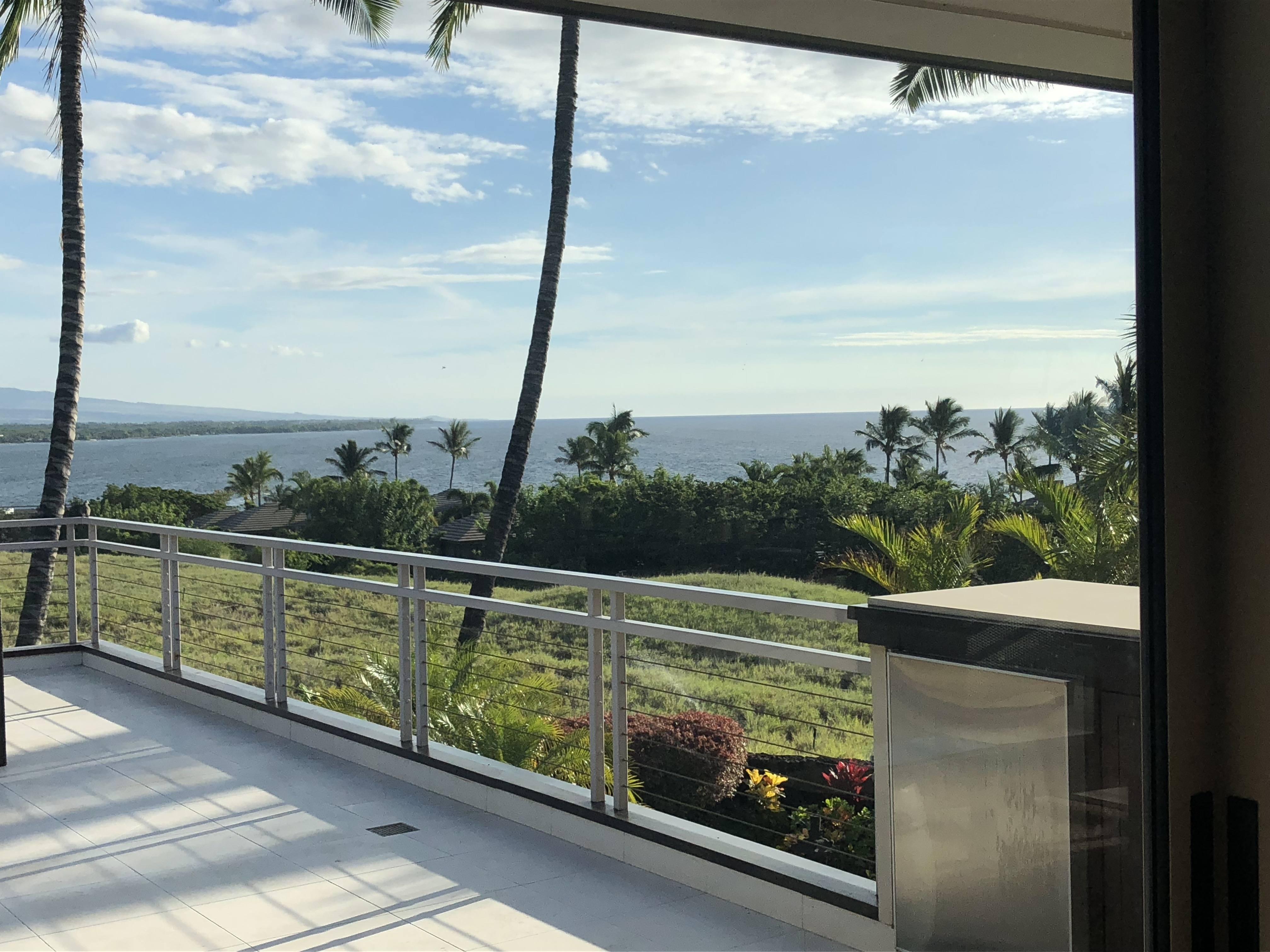 Coastline Ocean View from Bluffs at Mauna Kea home
