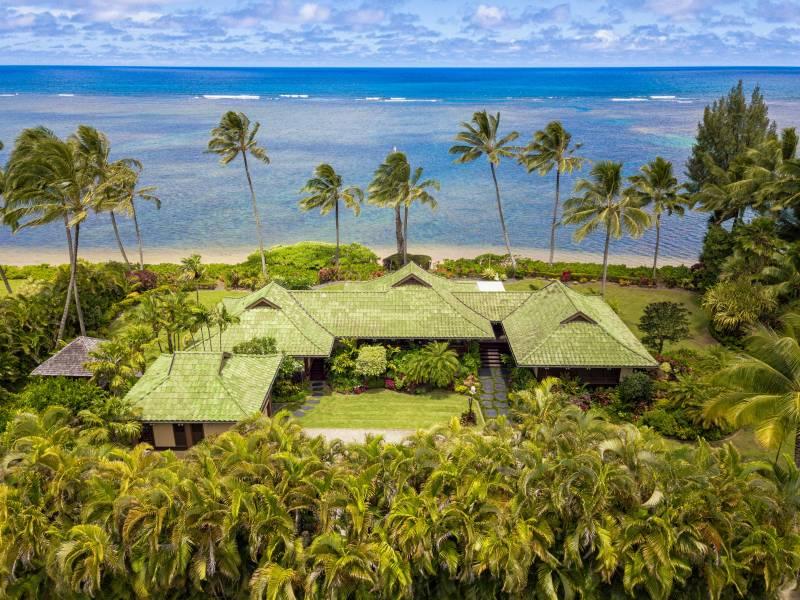Wailana Mālie, Anini, Kilauea, Kauai