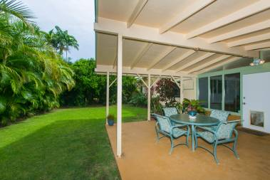 Olomana kailua home for sale lanai