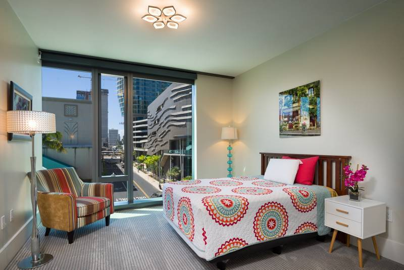 Anaha bedroom