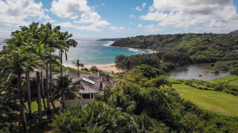 Kahili Beach Estate, Seacliff, Kilauea, Kauai
