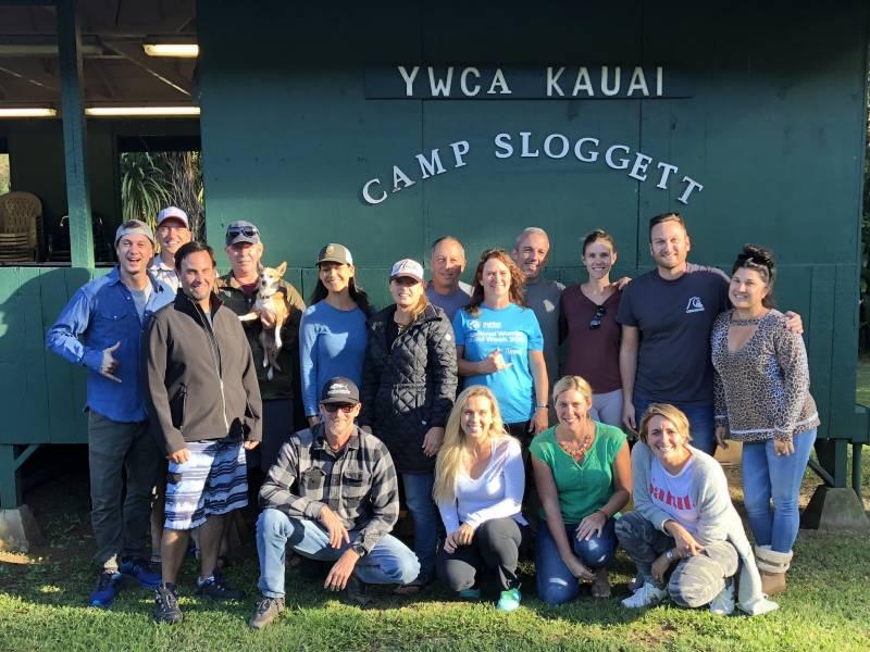 Hawaii Life team