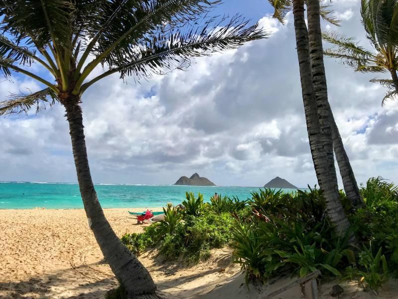 Lankai Beach