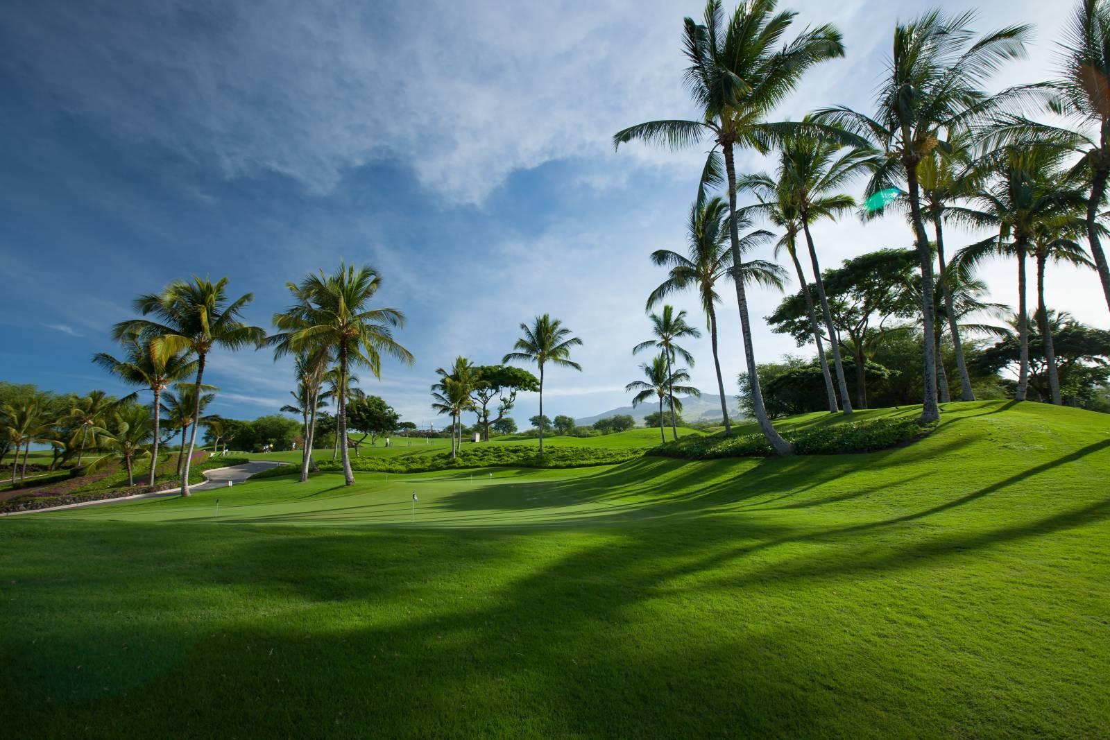 golf course homes Oahu