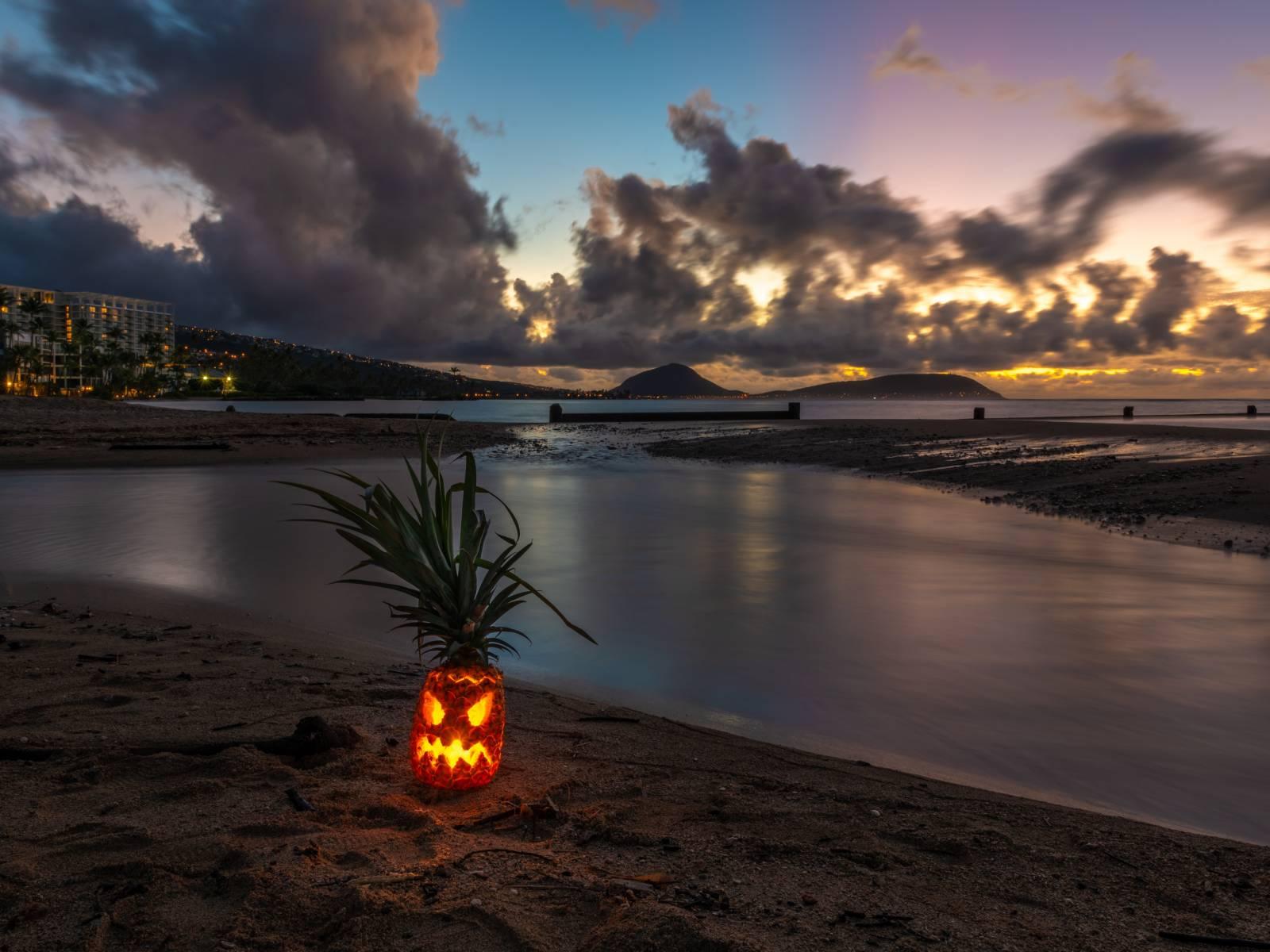 Halloween in Kailua: Lots of Scary Fun!