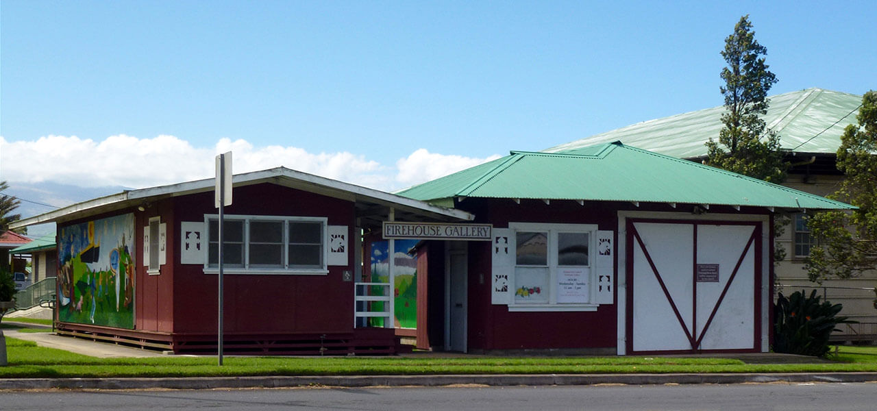 Waimea Arts Council Building