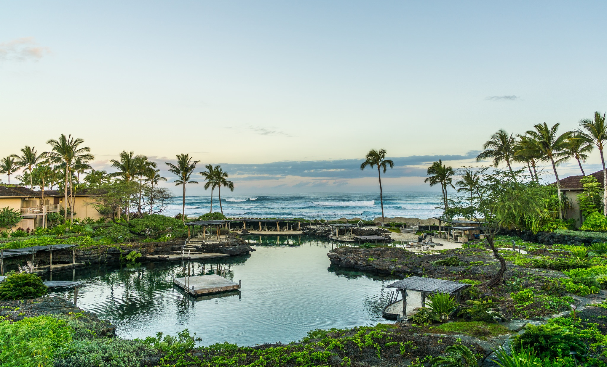 Views from Four Seasons Resort Hualalai