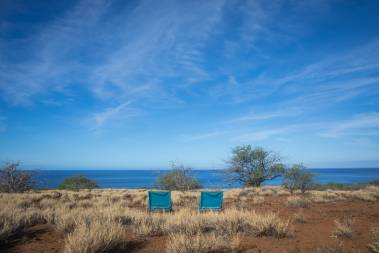 Off grid vacant land with ocean view Kohala Coast
