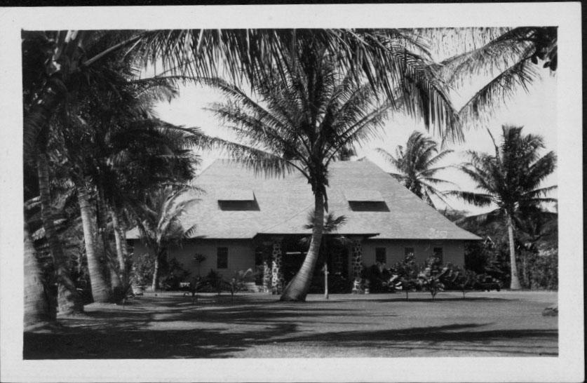 Hotel - Niumalu main building