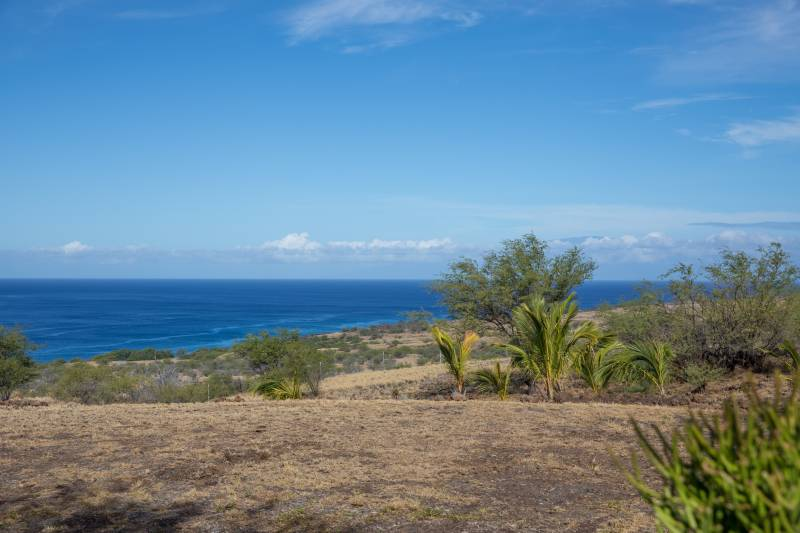 Ocean view from Home for sale at Kaiholena
