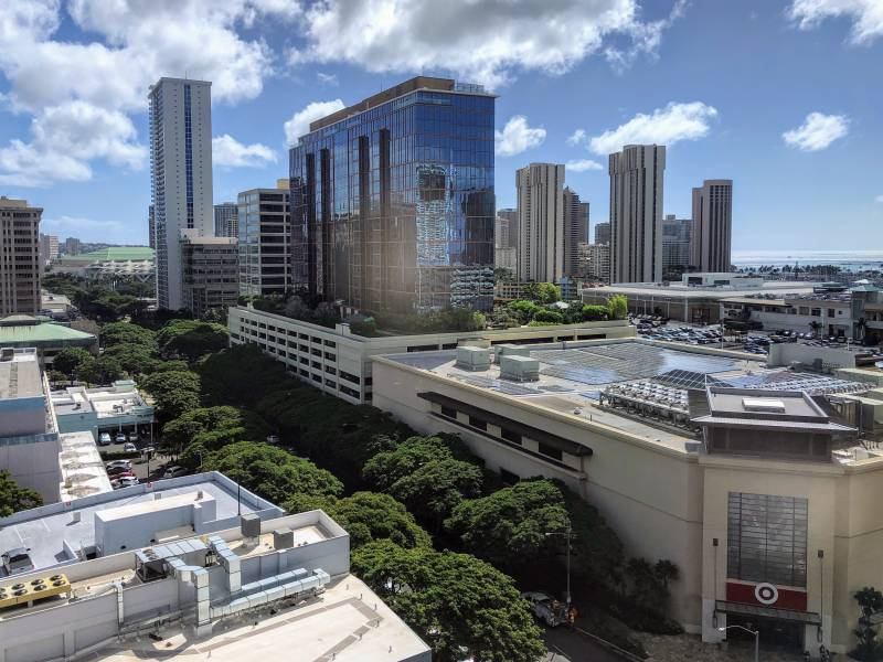 Oahu Real Estate along Kapiolani Blvd.