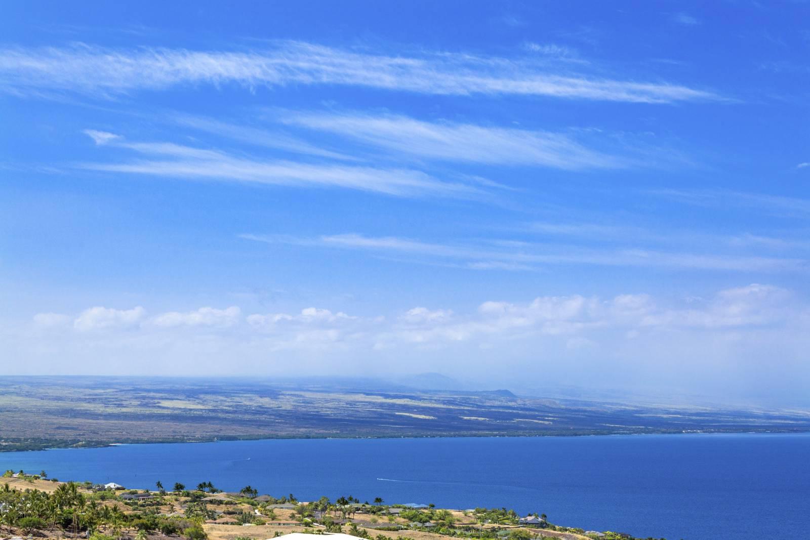 Views from Kohala Ranch