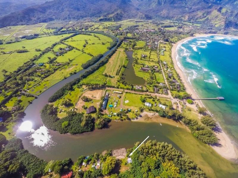 Hanalei River Property Offers the Ultimate Kauai Lifestyle