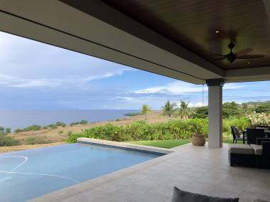 Kohala Waterfront home for sale views