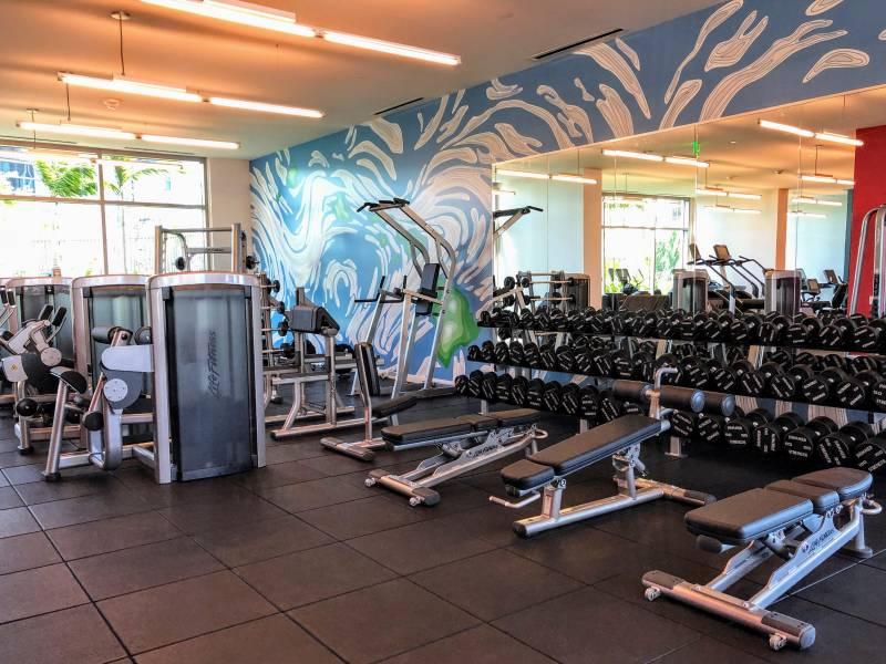 AE'O gym